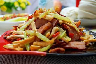 干腊肉怎么做好吃