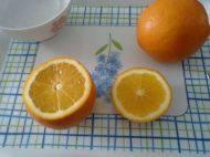 盐蒸橙子的做法步骤2