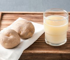生土豆汁的做法 喝生土豆汁的好处 喝生土豆汁可以减肥吗