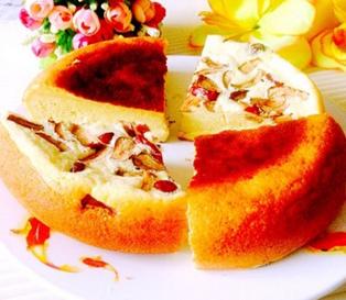 牛奶大枣电饭煲蛋糕的家常做法