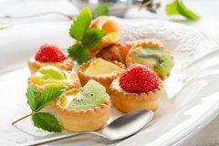 水果蛋挞的做法 水果蛋挞的做法