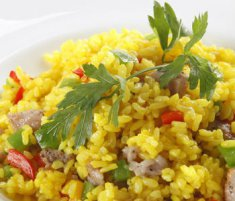 印度咖喱炒饭的家常做法 印度咖喱炒饭的功效及营养价值介绍