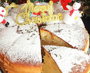 意大利圣诞面包潘妮托尼的家常做法