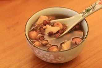 莲子赤豆茯苓羹的做法视频