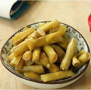 酸豆角的6种腌制方法图解 酸豆角的腌制方法大全