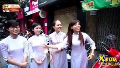 XFun之越南胡志明市5 摩托美女贴身陪游 暴雨湿身擦出爱火