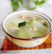 砂锅冬瓜排骨汤的做法视频