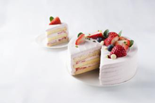 香甜草莓蛋糕的做法视频