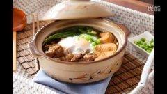 日式牛肉豆腐锅的做法视频