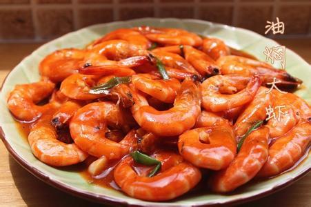 2015年夜饭:美味的油焖大虾做法视
