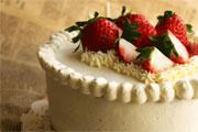草莓奶油蛋糕的做法视频