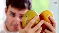 芒果布丁的做法视频