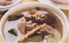 冬瓜猪腰汤的做法视频