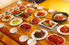 韩国料理的做法