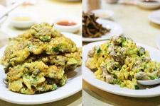 珍珠菜炒鸡蛋