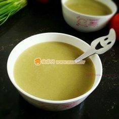 薏米绿豆浆的做法