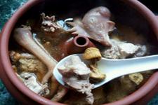 松茸菌的做法