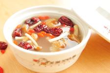 茶树菇汤的做法