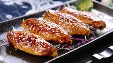 烤箱烤鸡翅的做法