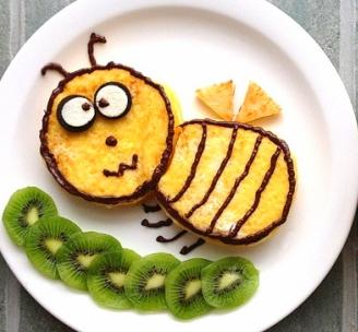 推荐5个儿童营养早餐食谱