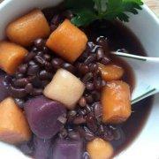 红薯芋圆的做法