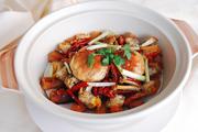 温州炒蟹的做法视频