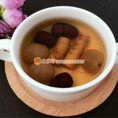 人参红枣茶的做法