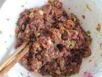 胡萝卜鲜肉馄饨的做法步骤3