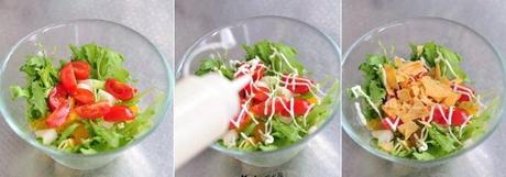 苦菊水果沙拉步骤4-6