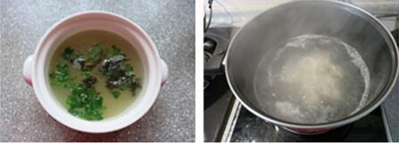 鲜虾鸡汤馄饨的做法步骤11
