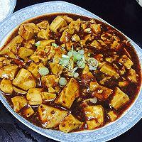 麻婆豆腐的做法图解7