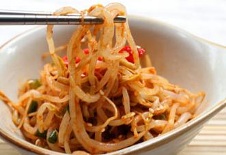 韩国豆芽泡菜的做法 如何用豆芽做韩国泡菜
