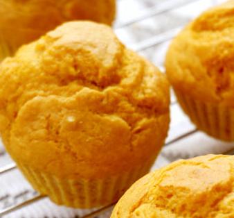 无油芒果小蛋糕的家常做法