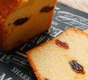 醉人的百利甜提子磅蛋糕的家常做法