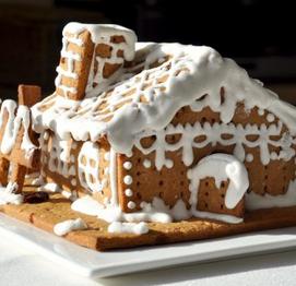 圣诞节美食姜饼屋的家常做法