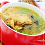 榛蘑炖小鸡
