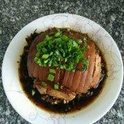 家常梅菜扣肉的做法