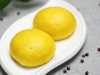 南瓜蜜豆包的家常做法