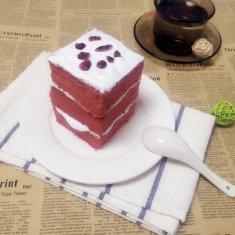 红丝绒蛋糕的做法