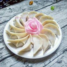 牛肉大葱馅饺子的做法