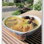 红枣天麻炖土鸡