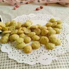 鸡蛋抹茶小饼干的做法