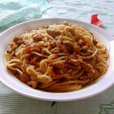 番茄酱炒米粉的做法