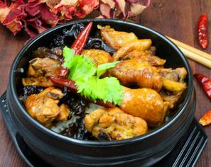 黄焖鸡米饭的家常做法