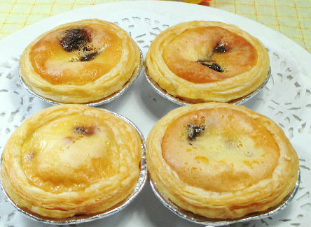 桂圆全蛋蛋挞的家常做法