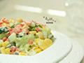 塑造A4腰的食谱——蔬菜沙拉的做法