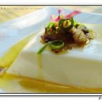 蟹粉蒸豆腐