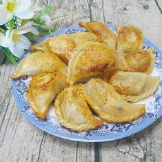 花边煎饺的做法