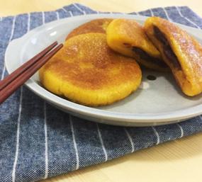 香糯南瓜饼的家常做法