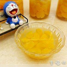 橘子糖水的做法